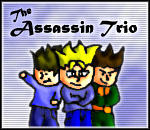 Assassin Trio Icon by Mwuar