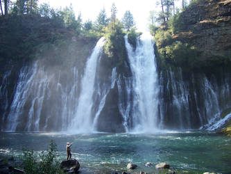 burney falls by mrgigles