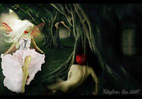 Paradise Lost by sinziana