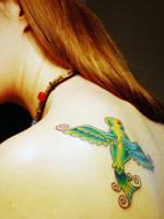 Fly free by miss-oddball