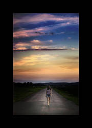 Pine Island Sunset by miss-oddball