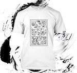 I put my art on T-shirts! by Raissaprincessa