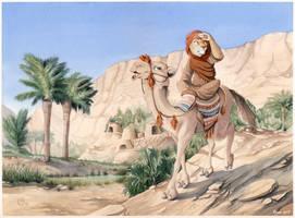 Journey to Al-Fayoum by olvice