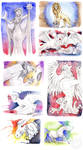 Bestirary sketches compilation by olvice