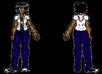 Yasmyn The Black Star concept art by Miss-BlackStar64