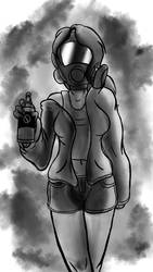 Inktober Day 1: Poisonous by Miss-BlackStar64