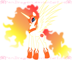 MLP: Solar Flare is Unamused by KPenDragon