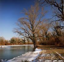 Savica Sanci Lakes (January 2017) by ivoturk