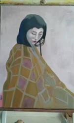 Japanese Woman by caesaraugustus