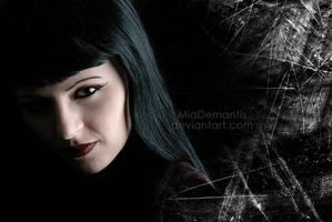 Black Widow by MiaDemantis
