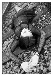 Railway* by MiaDemantis