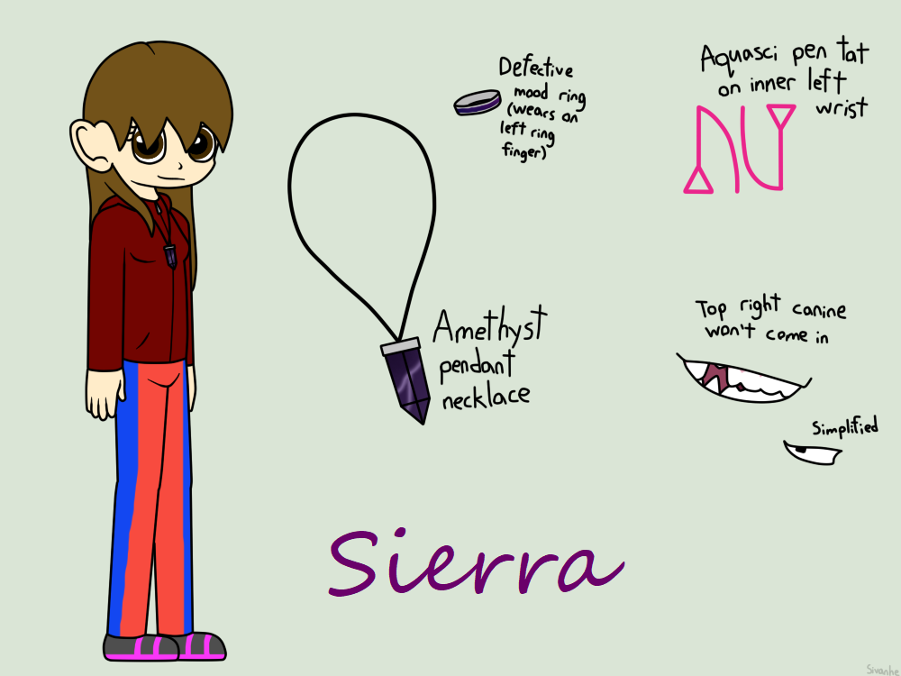 Persona ref by sivanhe