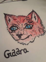 Gaara Fox by SilverTigerSpice