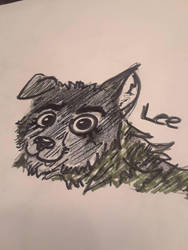 Rock Lee Pup by SilverTigerSpice