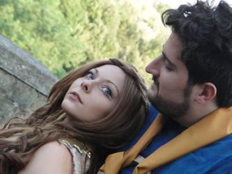 Margaery and Hizdhar cosplay by CircusOnMegiddo