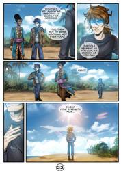 TCM 2: Volume 11 (pg 22) by LivingAliveCreator