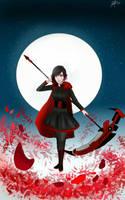 Ruby Rose by SabrinaGallowix