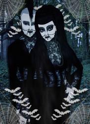 Dark Romantics by MonochromeReflection