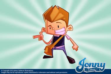 Kid by JonnyCalderon