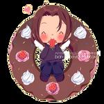 C: Sweet Donut YCH by bian-ks