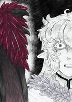 His Greatest FOE by IgaAori