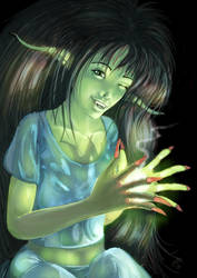 Ghost story of Trolls by Griatch-art