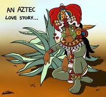 Quetzalcoatl by Mytforskare
