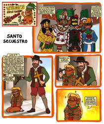 Santo Secuestro by Mytforskare