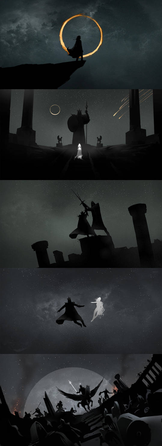 King of a Stellar War by DimMartin