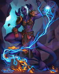 Unleashed Elements by artofcarmen