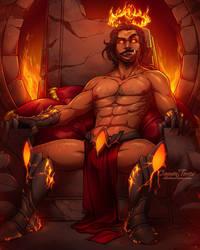 The Lord of Blackrock by artofcarmen