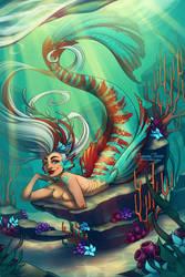 Gentle Reef by artofcarmen