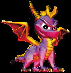 Spyro 2: Ripto's Rage - Spyro - Heroic by PaperBandicoot