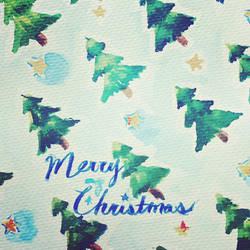 Christmas Card by SaerwenApsenniel