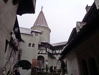 Bran Castle by Annissina
