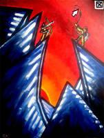 The Revolt by albinoferret