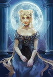 Princess Serenity by JunePage