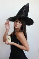 Halloween Witch by Queens-Revenge