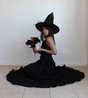Halloween Witch 4 by Queens-Revenge