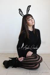 Wonderland Bunny 2 by Queens-Revenge