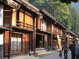 Old Japan by me-ninjakitty