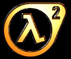 Improved Half-Life 2 Logo by Jokester7625