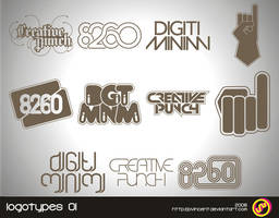 Logotypes 01 by jovincent