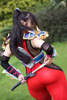 Taki cosplay by Real-Warner