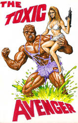 Toxic Avenger by Real-Warner