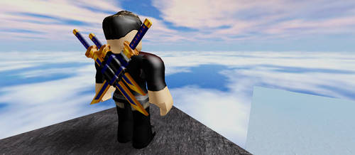 The Old days of roblox (Roblox edition) by k92562