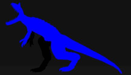 King Carnotaurus edit by k92562