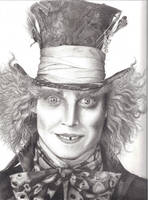 Mad Hatter by Sunny22345