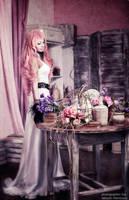 Reira Serizawa by bellatrixaiden