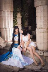 RG Veda - Kendappa and Sohma by bellatrixaiden
